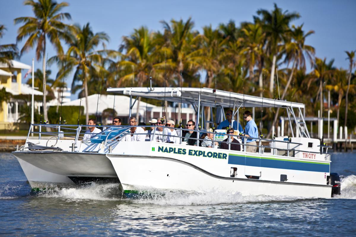 Head boats pure naples fishing for Fish naples fl